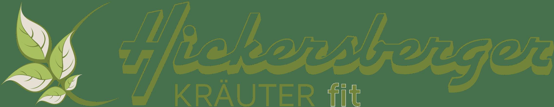 Hickersberger Kräuter fit Logo